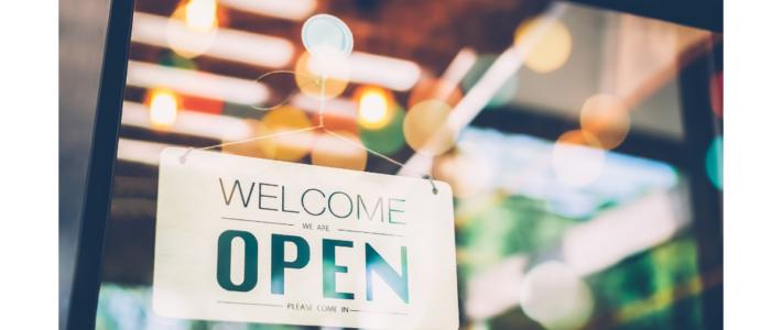 Keep Your 'Shop Door' Open